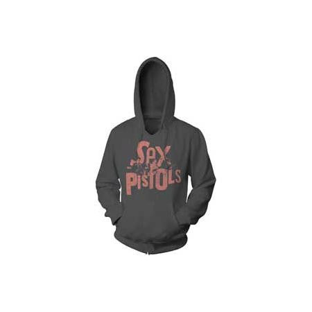 Sex Pistols Band Logo Hoodie