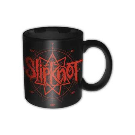 Slipknot Logo Box Mug