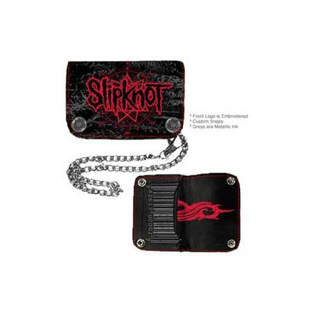 Slipknot Star Hinge Wallet