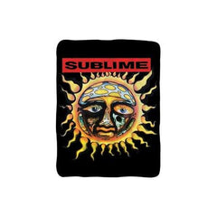 Sublime Sunlogo Fleece Blanket