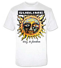 Sublime 40oz to Freedom T-Shirt
