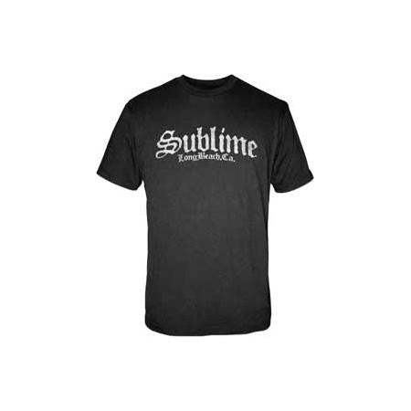 Sublime Stamp Logo Mens T-Shirt