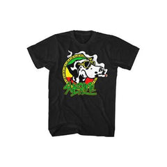 Sublime Cartoon Dog With Joint Mens Lightweight T-Shirt