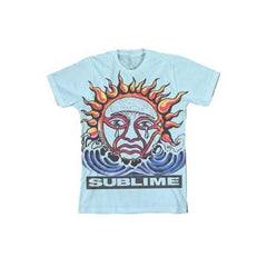 Sublime Crying Sun Mens Lightweight T-Shirt