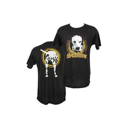 Sublime Lou Dog Mens T-Shirt