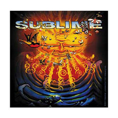 Sublime Sun Sea Birds Magnet