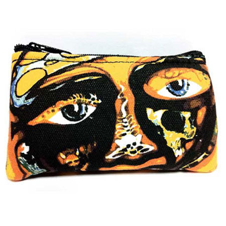 Sublime Sun Zippered Pouch
