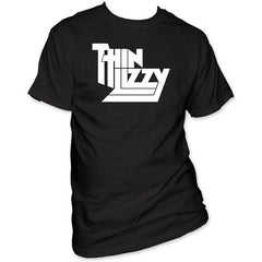 Thin Lizzy Logo Adult T-Shirt