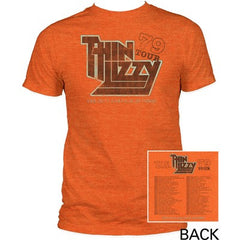 Thin Lizzy 79 Tour T-Shirt