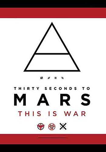Thirty Seconds to Mars This is War Fabric Poster
