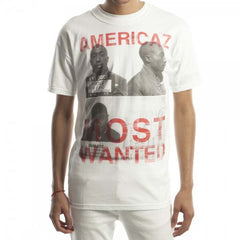 Tupac Amerikaz Most Wanted T-Shirt