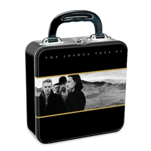 U2 Square Lunch Box
