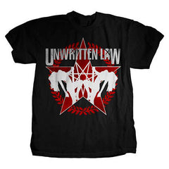 Unwritten Law Wreath Mens T-Shirt