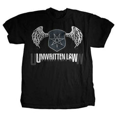 Unwritten Law Wings Mens T-Shirt