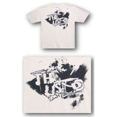 The Used Splatter Logo Mens T-Shirt