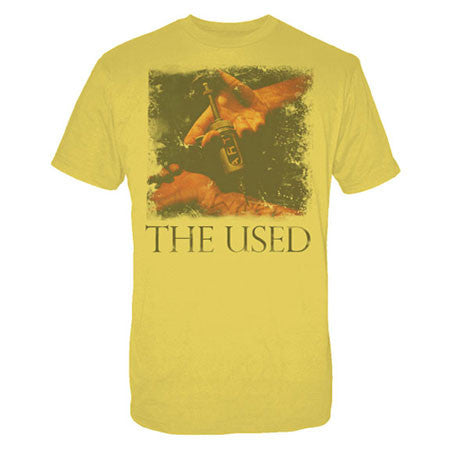 The Used CD Cover Mens T-Shirt