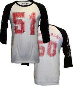 Van Halen Stars 5150 Long Sleeve T-Shirt