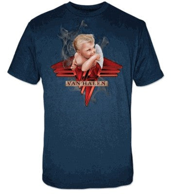 Van Halen Smoking T-Shirt