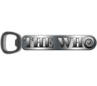 The Who Target Bottle Opener