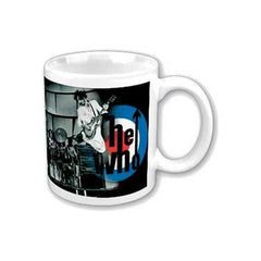 The Who On Stage Boxed Mug