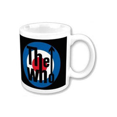 The Who Target Logo Boxed Mug