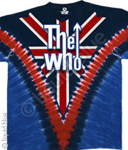 The Who Long Live Rock Tie-Dye T-Shirt