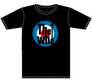 The Who Classic Mens T-Shirt