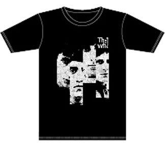 The Who Sections Mens T-Shirt