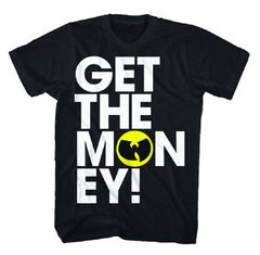 Wu-Tang Clan Get the Money T-Shirt