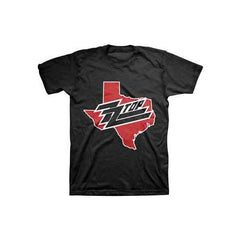 ZZ Top Texas Mens T-Shirt