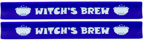 Halloween Slap Bands - Witches Brew