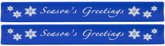 Holidays Slap Bands  - Seasons Greetings
