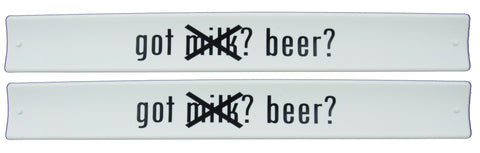 Humor Slap Bands  - Got Beer?