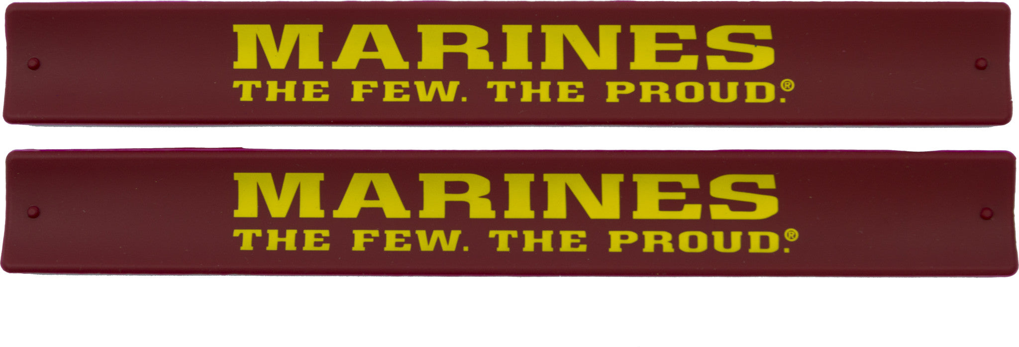Military Slap Bands  - Marines