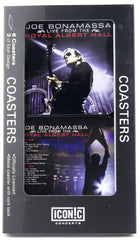 Joe Bonamassa Coasters - Royal Albert Hall