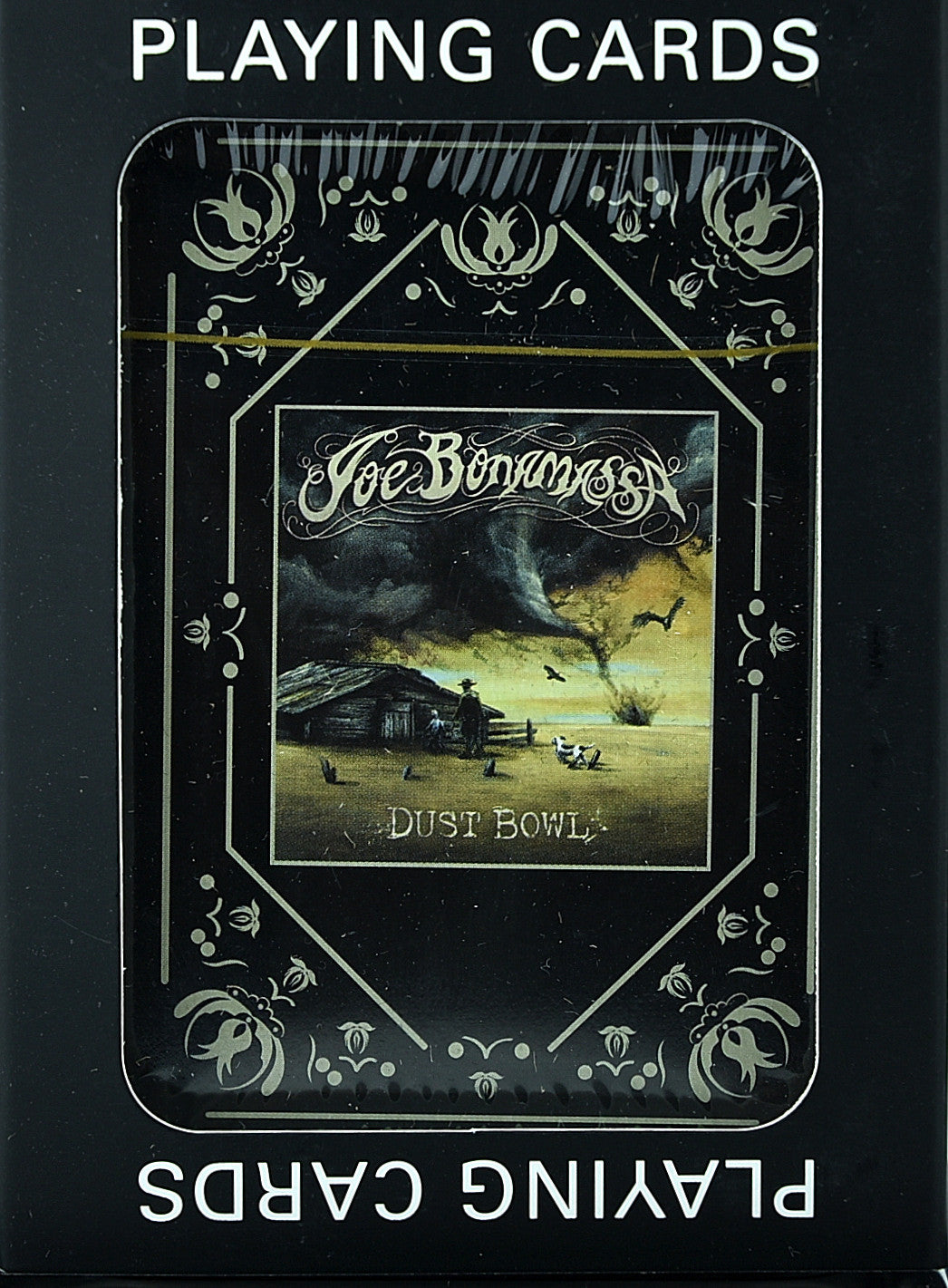 Joe Bonamassa Playing Cards - Dust Bowl Single Deck