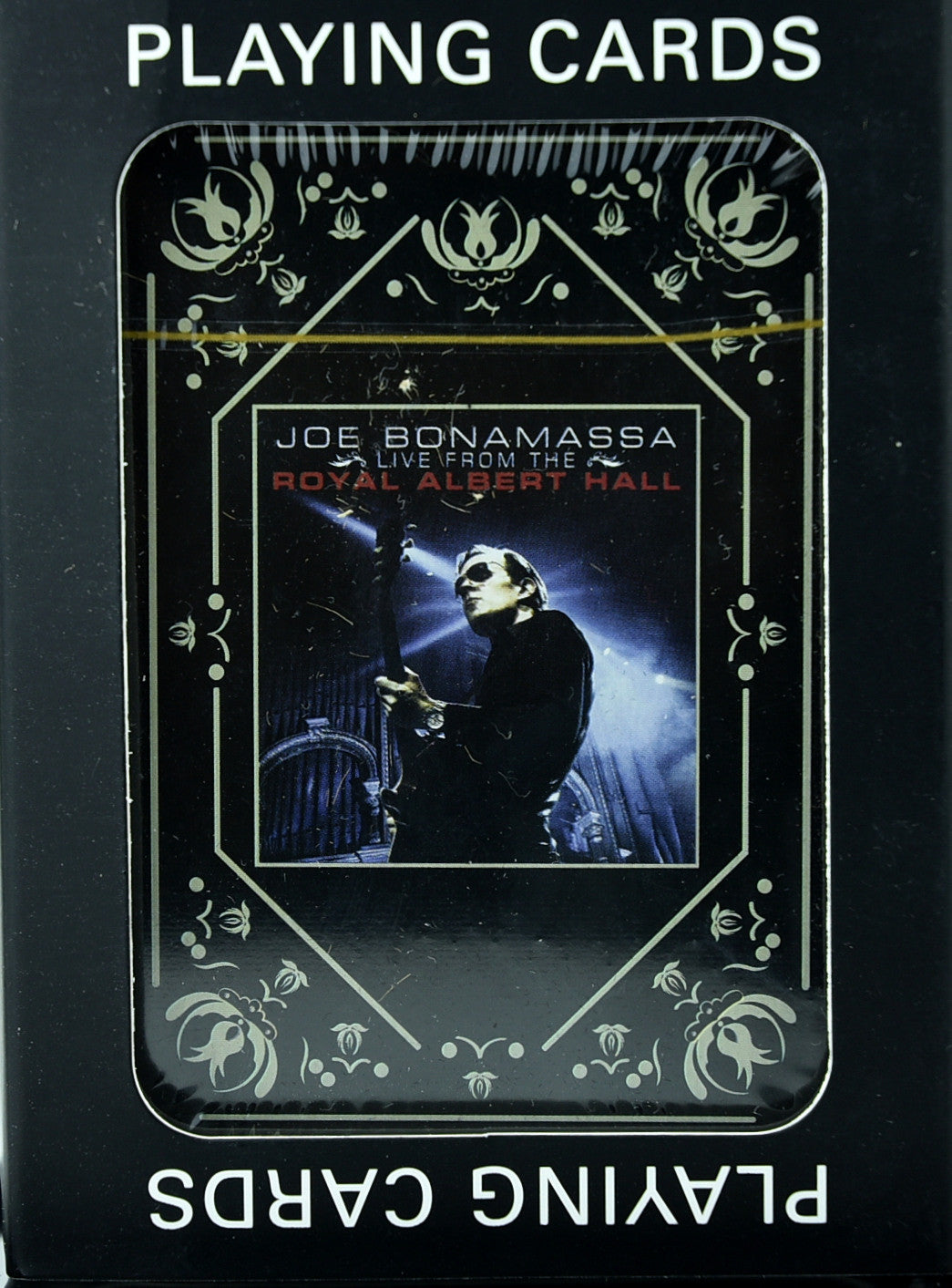 Joe Bonamassa Playing Cards - Royal Albert Hall Single Deck
