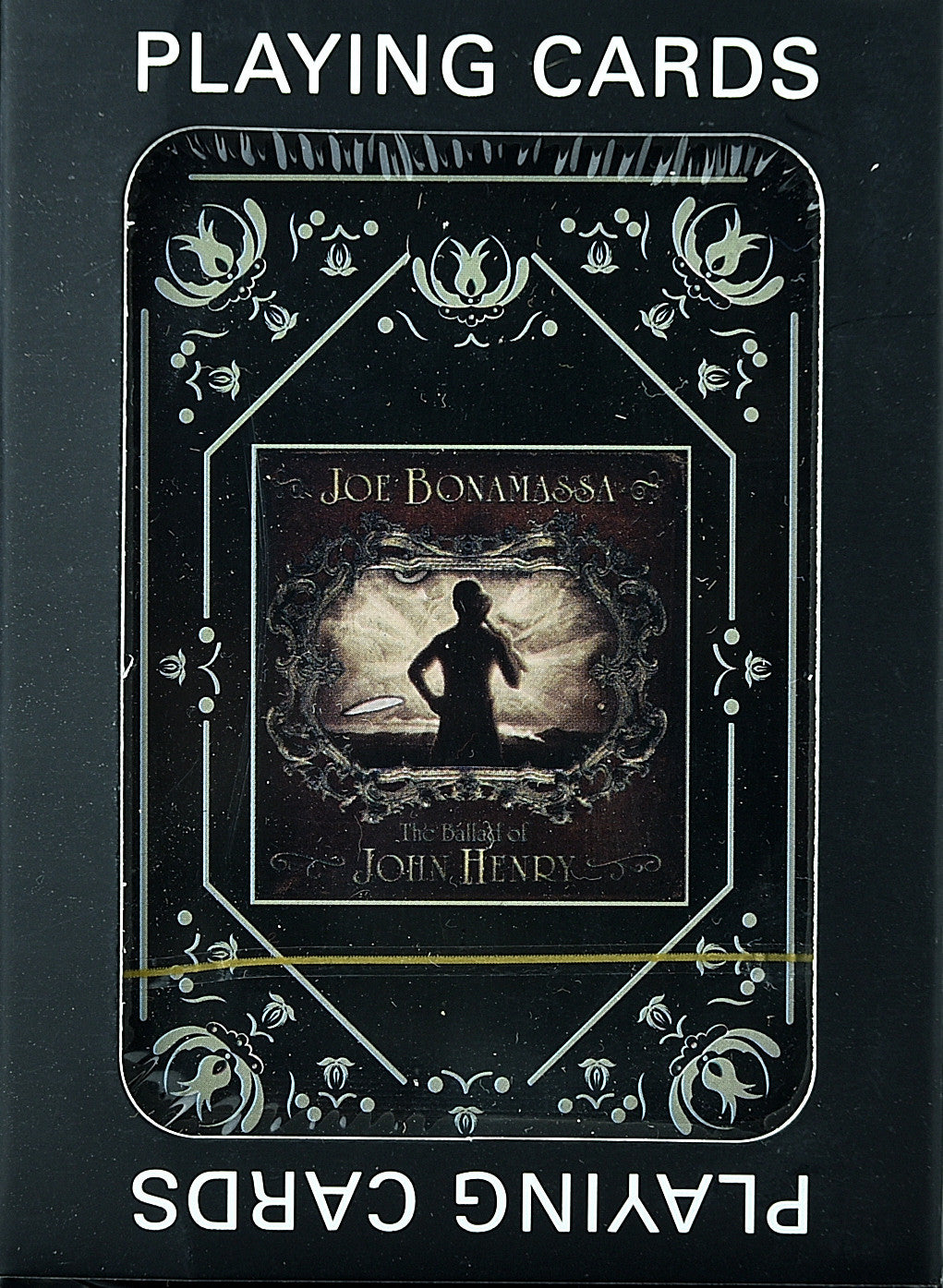 Joe Bonamassa Playing Cards - John Henry Single Deck