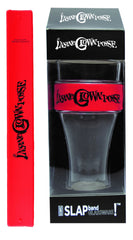 Insane Clown Posse Slap Band Glassware - Single Pack with Slap Band Insane Clown Posse Red Band/Black Logo