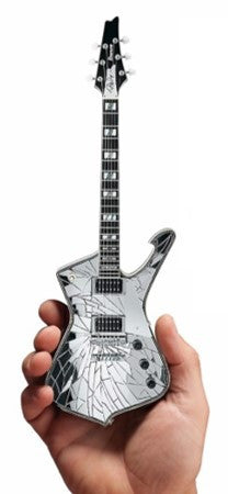 "KISS Paul Stanley Officially Licensed ""CRACKED MIRROR"" Guitar"