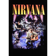 Nirvana MTV Tin Sign