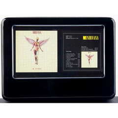 Nirvana In Utero Double Jigsaw Puzzle Set