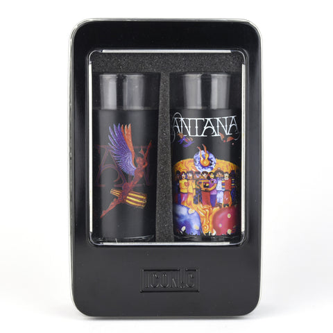 Santana 2 Piece Shot Glass Set - Corazon & Shaman