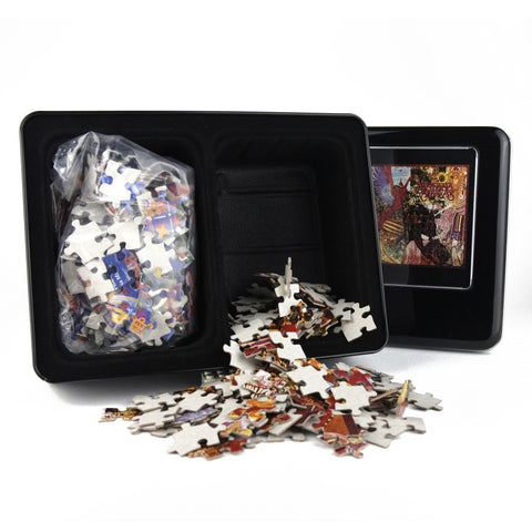 Santana Supernatural Double Jigsaw Puzzle Set