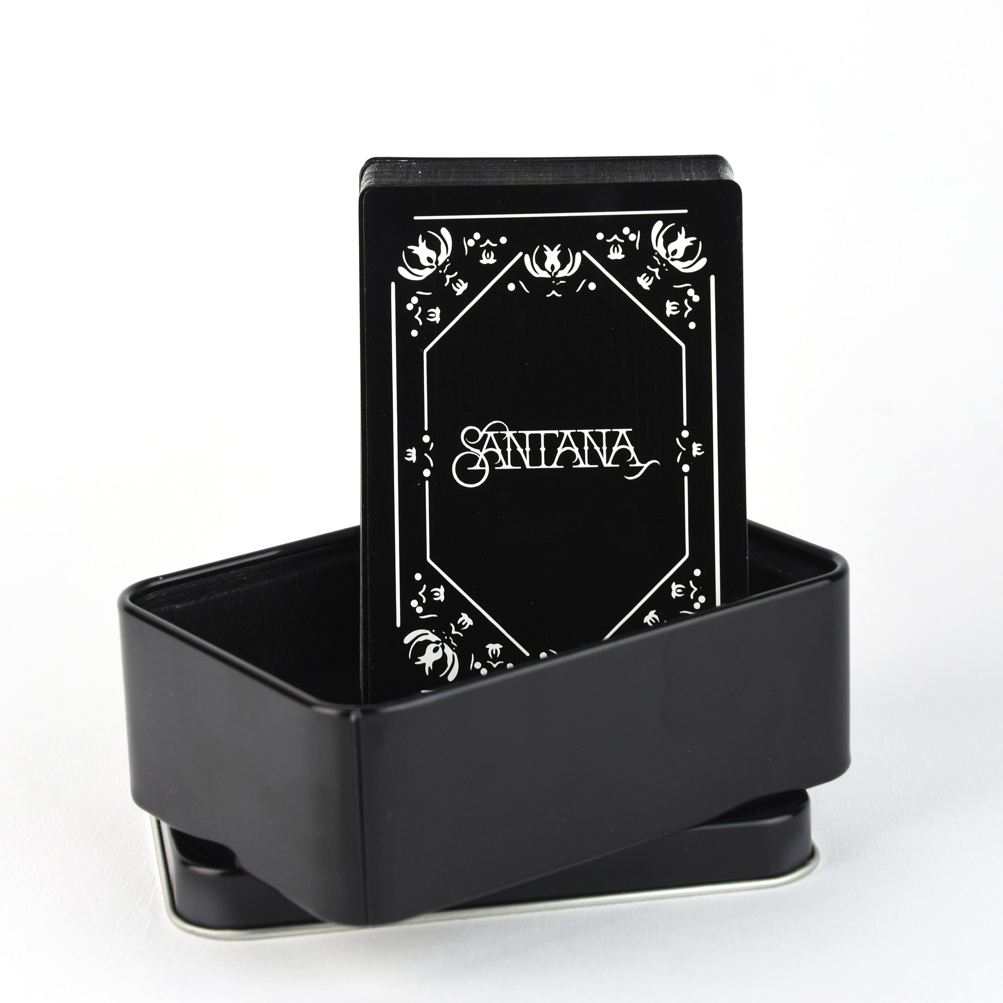 Santana Logo Single Deck Playing Cards