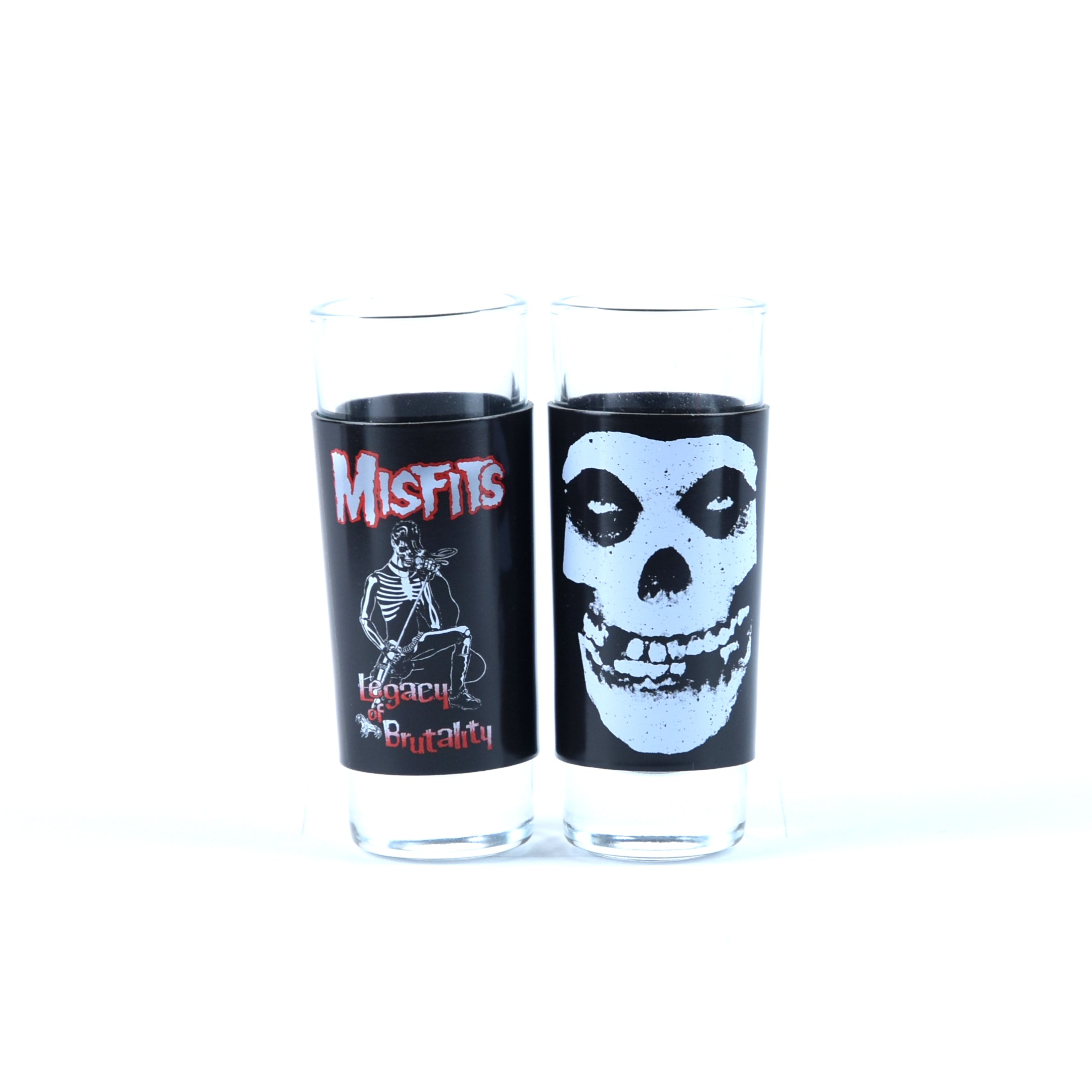 Misfits 2 Pack Shotglasses