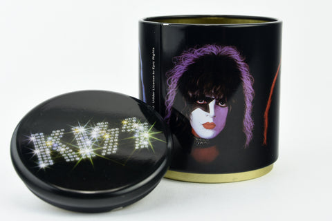 "KISS® ""Solos"" Faces Stackable Tins"