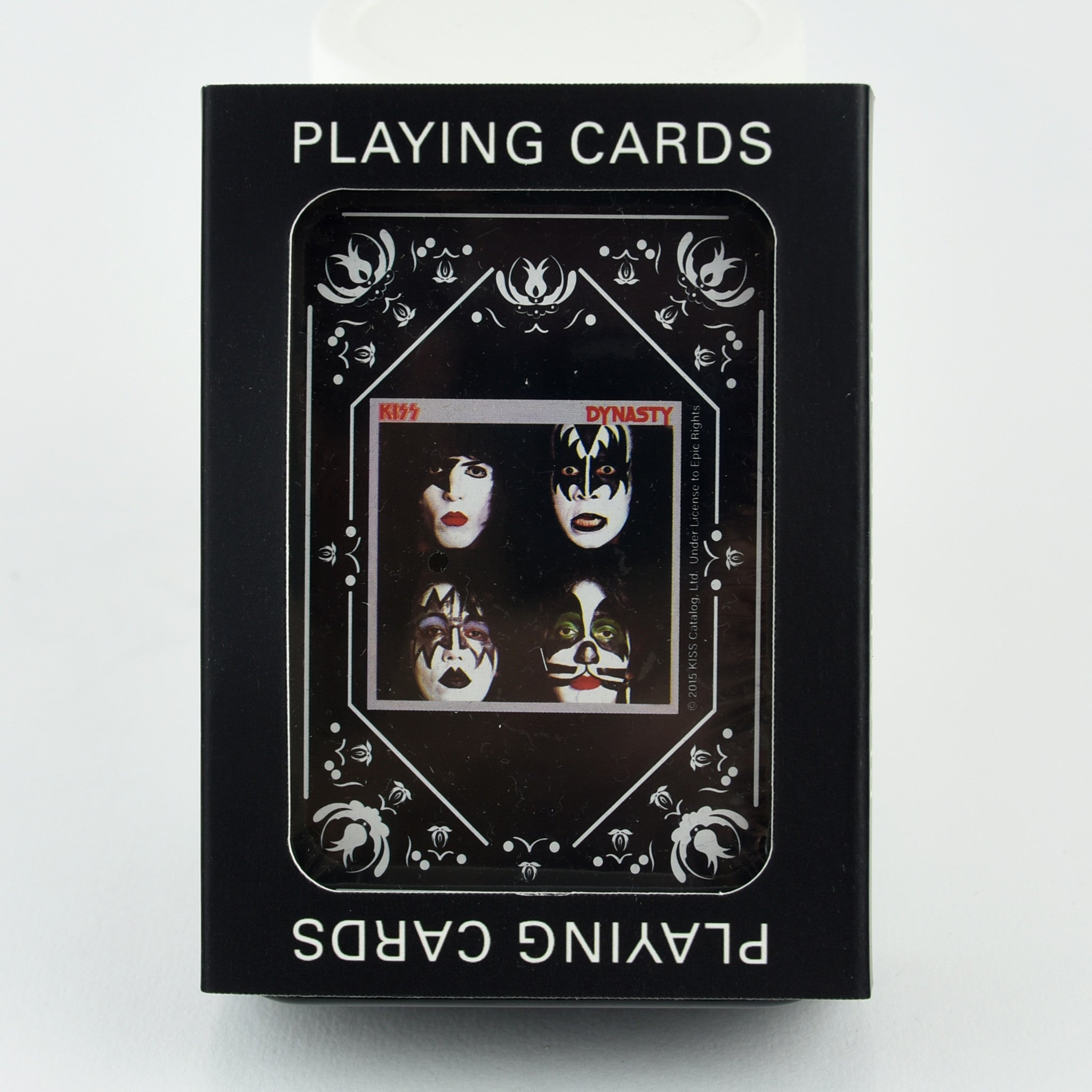 KISS® Dynasty Single Deck Playing Cards