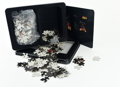 KISS® Destroyer Double Jigsaw Puzzle Set