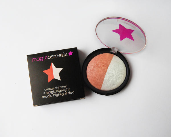 Magic Highlight Duo in Orange Shimmer